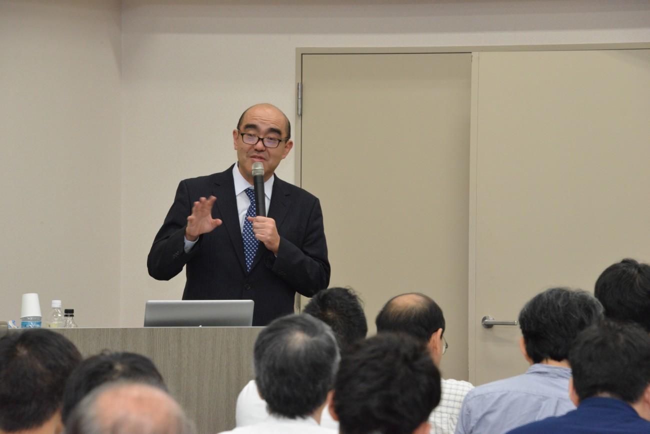大阪府歯科保険医協会8月度生涯研修 講師