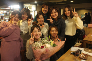 歯科衛生士・田中が産休に入ります